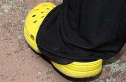 Recycle Your Old Crocs and How