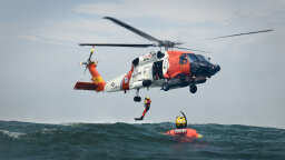 Coast Guard Rescue Swimmers Risk All to Save Lives