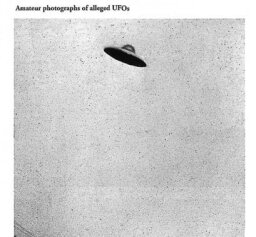 July 7, 1947: UFO Crashes in Roswell, N.M.