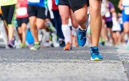 Is it possible to run a marathon backward?