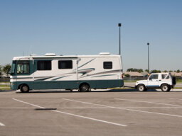 How RV Towing Safety Works