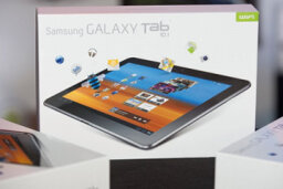 How the Samsung Galaxy Tablet Works