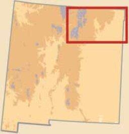 New Mexico Scenic Drive: Santa Fe Trail