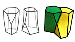 The Scutoid: How We Discover New Shapes