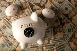 How are self-employment retirement plans taxed?