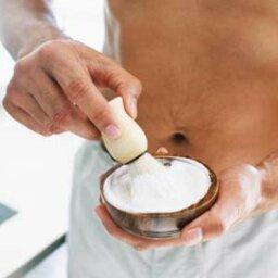 Will shaving my chest damage my skin?