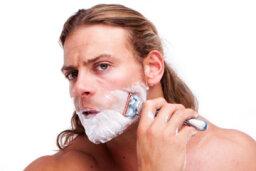 Does shaving cream moisturize my skin?