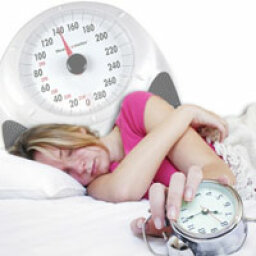 Is a lack of sleep making me fat?