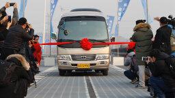 How Solar Panel Highways Work