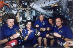 How Space Food Works