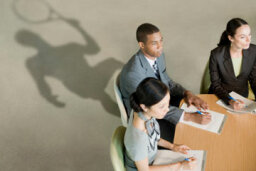 Should you play in sports leagues with coworkers?