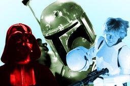 Who Said It? A 'Star Wars' Quiz