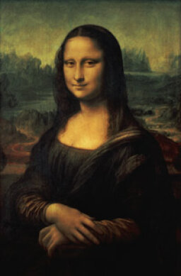 How could someone steal a painting from a museum?