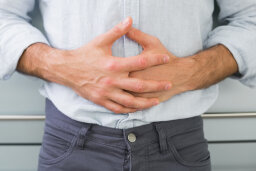Are stomach ulcers caused by stress?