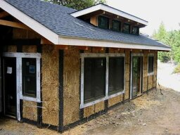 How Straw Bale Houses Work