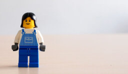 19 Lego Ladies With Demanding Day Jobs