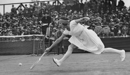 An Illustrated History of Tennis Fashion