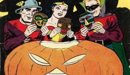 11 Wonder Woman Halloween Pumpkins