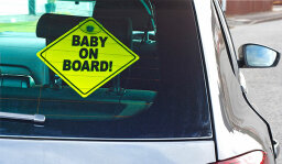 Did Baby On Board signs wreck parenting?