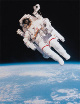 What if an astronaut went on a space walk without wearing a space suit?