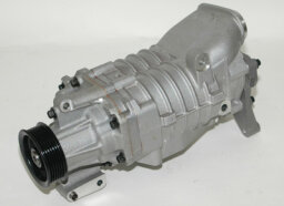 What is the difference between a turbocharger and a supercharger on a car engine?