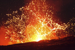 Could a single volcanic eruption destroy all life on Earth?