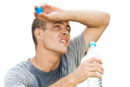 Does sweating cleanse your system?