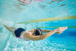 How Swim Workouts for Runners Work