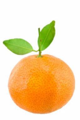 Tangerine: Natural Food