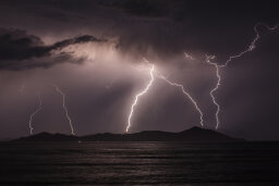 Why are there more thunderstorms during the summer?