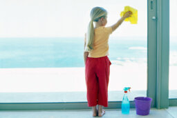 How young is too young for your kids to start cleaning?