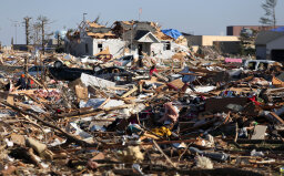 Are tornadoes getting stronger?