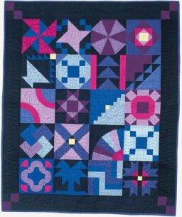 Traditional Treasures Quilt Design