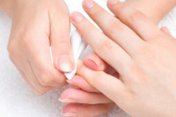 How to Treat Damaged Cuticles