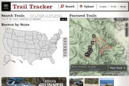How Trail Tracker Works