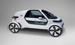 How light will cars be in the future?