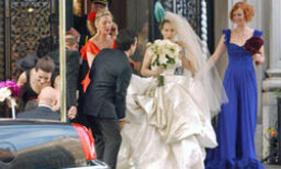 10 Most Uncomfortable Celebrity Wedding Dresses