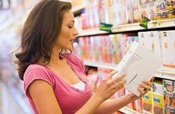 Checking Food Labels