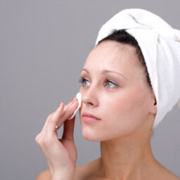 Why is using a mild cleanser important?