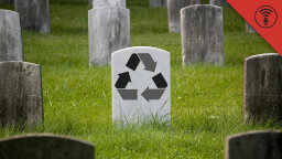Stuff You Should Know: Internet Roundup: Recycling Graves & Killer Names