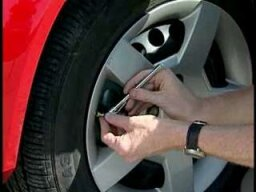 How does under inflation affect tire wear?