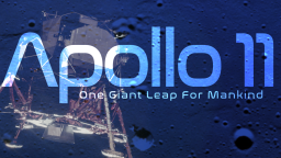 Apollo 11 One Giant Leap For Mankind