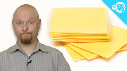 BrainStuff Video: What Is American Cheese Really Made Of?