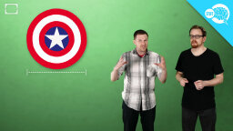 BrainStuff: How Does Captain America's Shield Work?