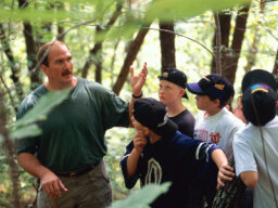 How to Volunteer with the Wildlife Science Center