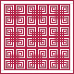 Wedding Knot Wall Quilt Pattern