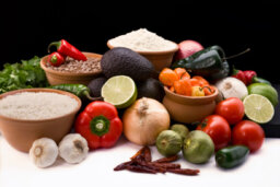 Whole Food Ideas for a Mexican Holiday