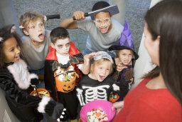 Why Do We Trick-or-Treat?