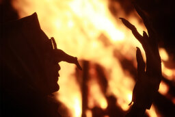 Were witches really burned at the stake in Salem?