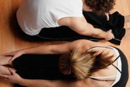 How can yoga increase fertility?